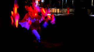Светодиодные веера - В центре добра
