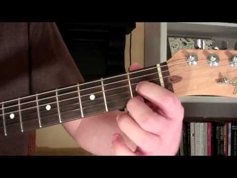 How To Play the E7-9 Chord On Guitar (E 7th minor 9th)