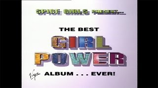 SPICE GIRLS PRESENT - THE BEST GIRL POWER ALBUM 15