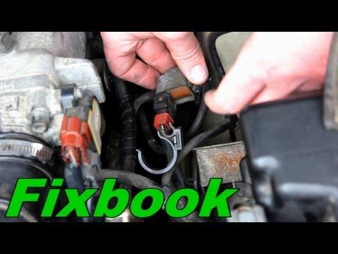 4 3 Chevy Tbi Control Wiring Diagram Egr Vacuum Solenoid Valve Replacement Infiniti Amp Nissan