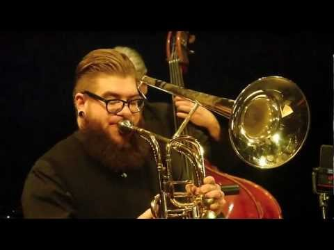 This is a Cimbasso  The sound is just amazing  : Trombone