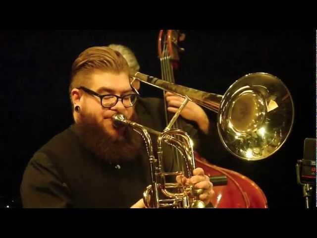 Jazz Cimbasso - Donna Lee, WDR Big Band featuring Mattis Cederberg #1