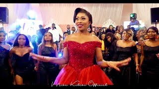 Olivier & Eunice KALABASI - Flashmob Wedding