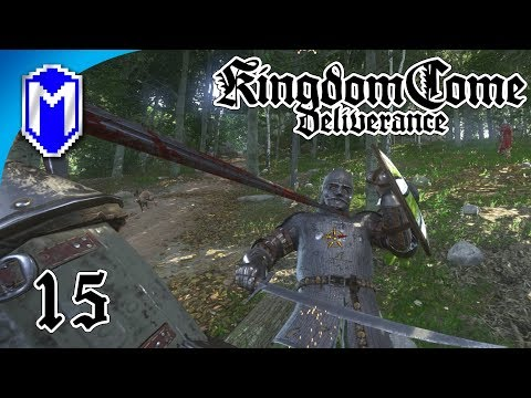 KCD - Hunting Cuman Leaders - Lets Play Kingdom Come: Deliverance Walkthrough Gameplay Ep 15