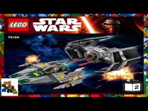 Lego 75150 Instructions