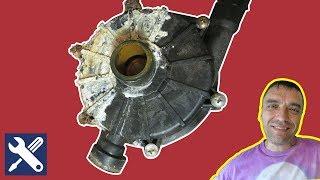 ✅ Газовый котел: ЗАМЕНА КРЫШКИ НАСОСА / Мелкий ремонт