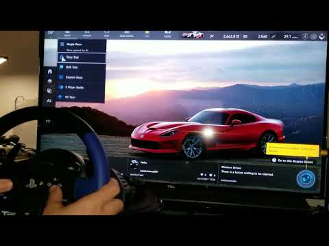 best cheap racing wheel for ps4 ps3 pc thrustmaster. Black Bedroom Furniture Sets. Home Design Ideas