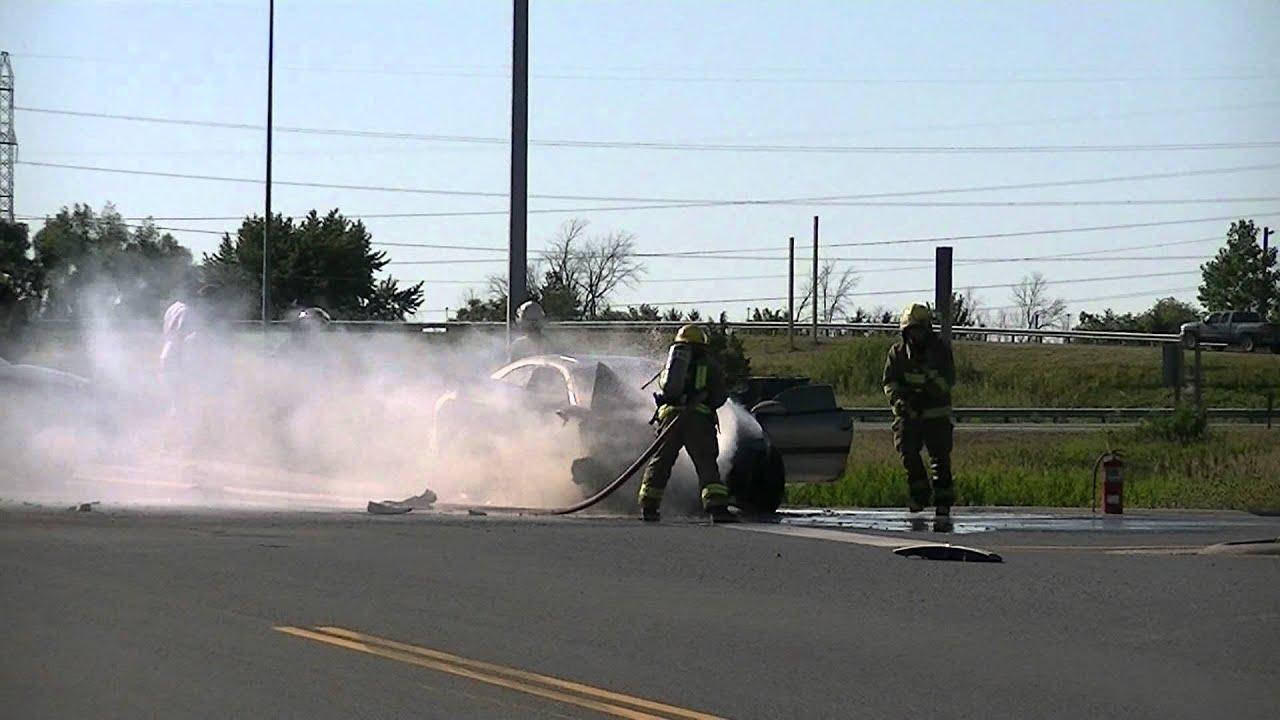 401 Accident Yesterday Chatham