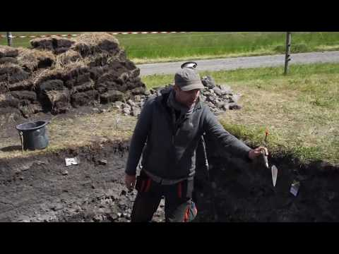 Viking Age research in the Black Earth Harbour on the Swedish island of Birka