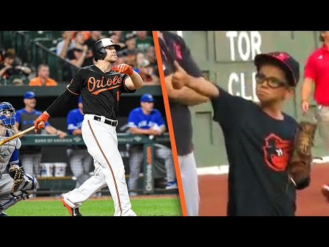 9-Year-Old's Letter Helps MLB Player Through Hitting Slump