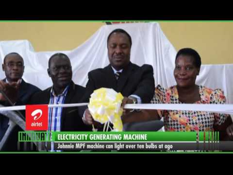 Innovate[2/2]: Electricity Generating machine