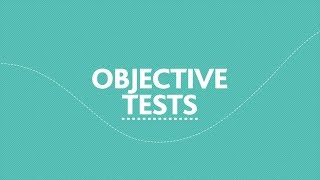 Objective Test exam results explained