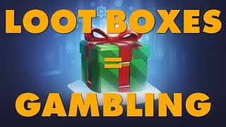 Belgium: Loot Boxes Are Gambling