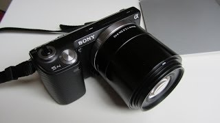 Test #54 Sony NEX 5N - Sigma 60mm F2.8 DN Art Unboxing