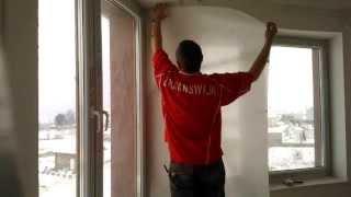 Отделочные работы.Как правильно наносить малярный стеклохолст.(, 2013-12-11T17:32:58.000Z)