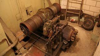 Грузовые лифты с барабанными лебедками(Грузовые лифты с нижними машинными отделениями и барабанными лебедками. Сами по себе лифты являются тротуа..., 2015-06-23T05:17:02.000Z)