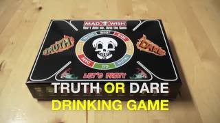 The first Truth or Dare drinking game - MADWISH screenshot 4