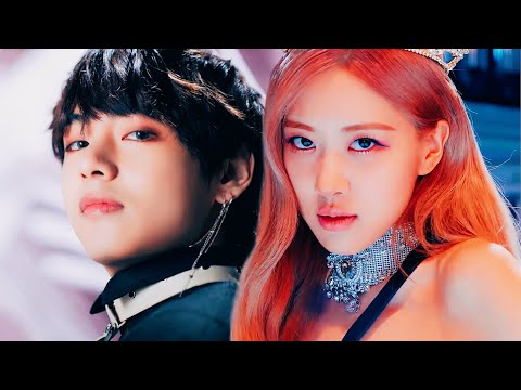 BLACKPINK & BTS - 'KILL THIS FAKE LOVE' (FAKE LOVE X KILL THIS LOVE) [MASHUP]