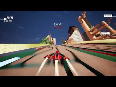 Redout Lightspeed Edition: My first time playing Redout