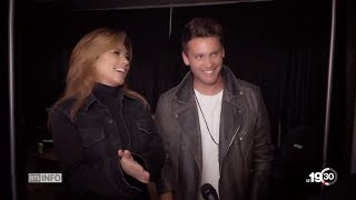 Shania Twain & Bastian Baker RTS French Interview [Subtitled]