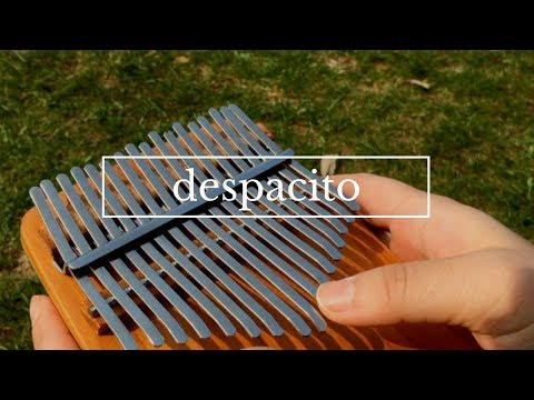 Despacito by Luis Fonsi ft. Daddy Yankee (Kalimba cover)