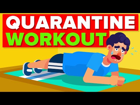 How to Get Ripped During Quarantine (Prison Style Workout)