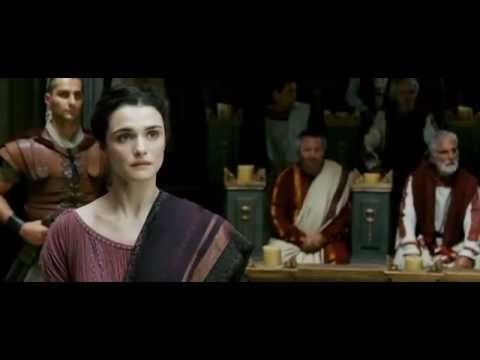 I believe in philosophy - Agora, Rachel Weisz