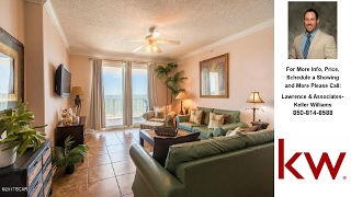 10611 front beach road 1703 panama city beach fl presented by lawrence associates