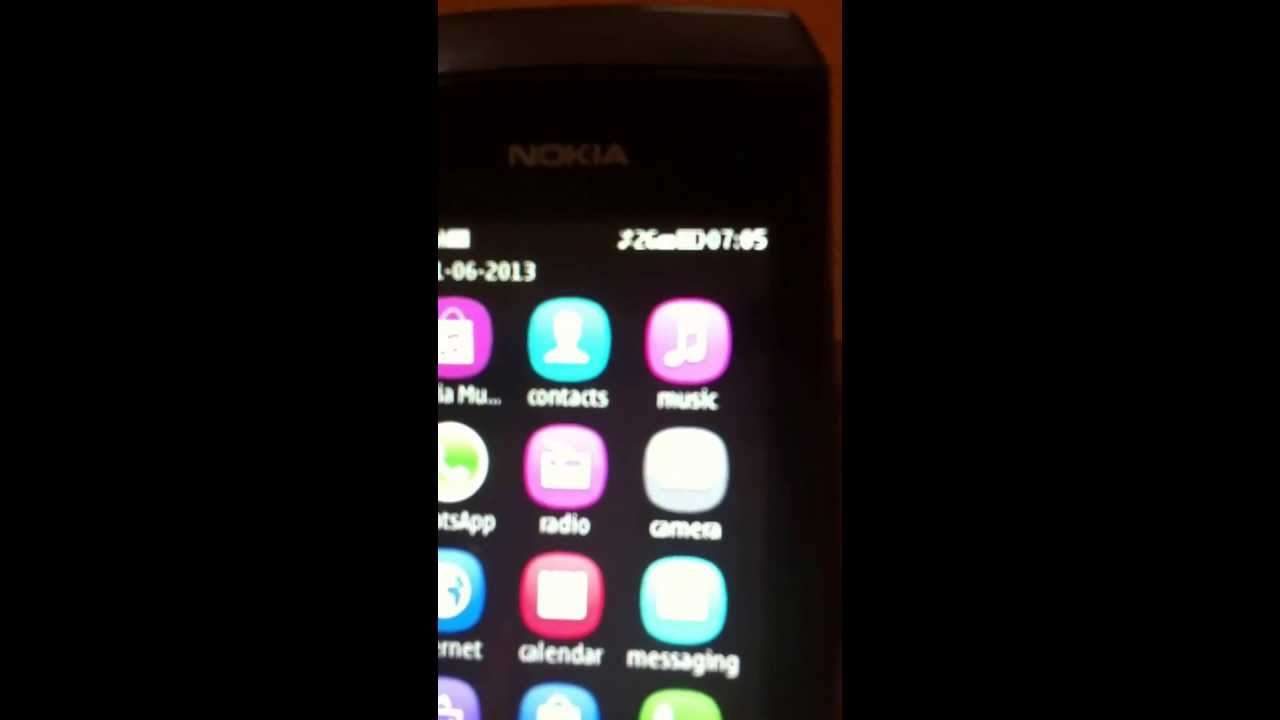 Whatsapp update free download available for nokia asha 201, 301.
