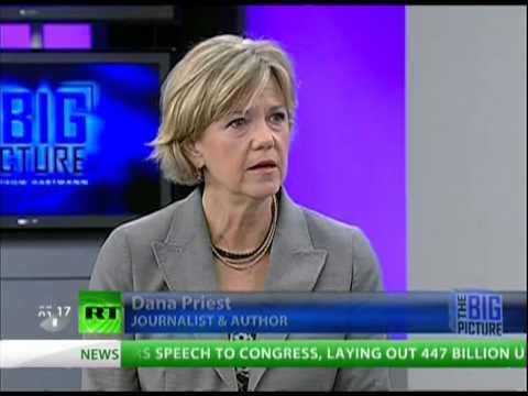 Hartmann & Dana Priest: Top Secret America