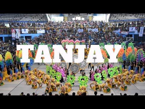BUGLASAN FESTIVAL 2017 - Tanjay City ( Sinulog sa Tanjay)