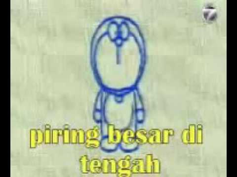 Doraemon Bulatan Titik Lirik