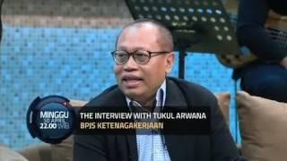 BPJS Ketenagakerjaan Di The Interview With Tukul Arwana Kompas TV
