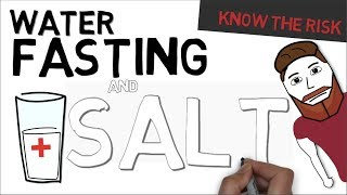 WATER FASTING & SALT: Should You Consume Sodium While Fasting? *IMPORTANT*