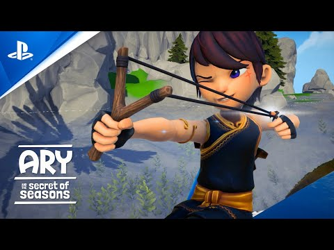 Ary and the Secret of Seasons - Features Trailer | PS4