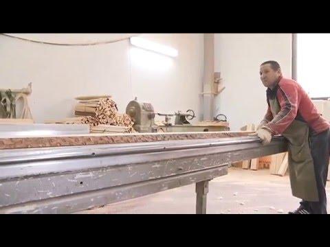 Terra industrial: как изготавливают мягкую мебель в Казахстане