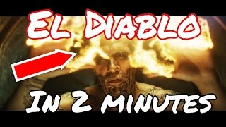 Suicide Squad - El Diablo in 2 Minutes ( 2016 )