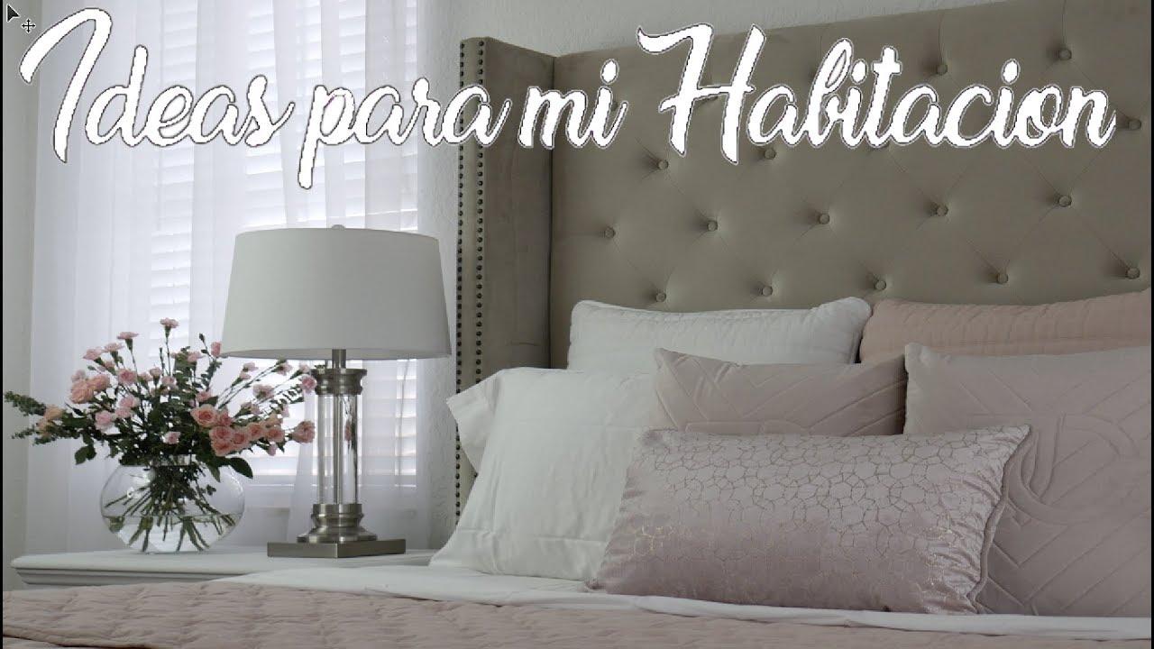 Decoraciones para tu Cuarto /Ideas para Decorar la Habitacion/DECORACION/  BEDROOM DECORATION IDEAS