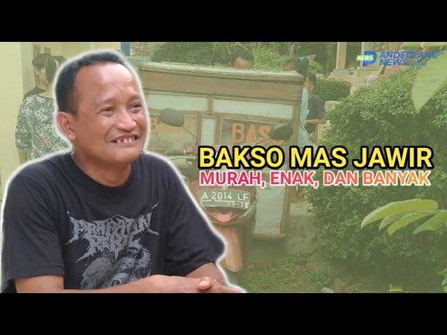 BAKSO KELILING MAS JAWIR   Pandeglangnews.co.id