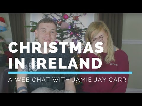 Irish Christmas Chat (feat Jamie Jay Car)
