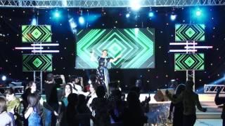 Зайнаб Махаева на Сольном Концерте К Гусайханова