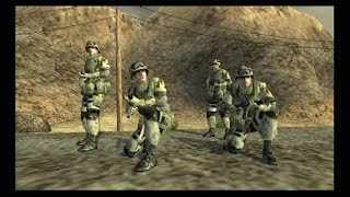 SOCOM 3 U.S. Navy SEALs: The Movie Part 1 - North Africa