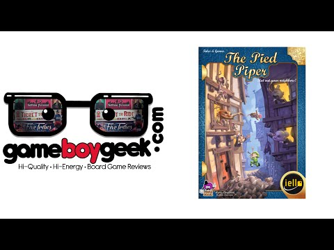 Tales & Games:The Pied Piper Review with the Game Boy Geek