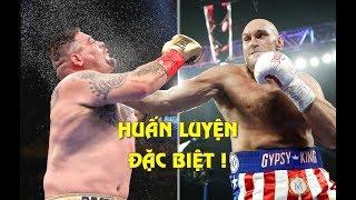 Tyson Fury BẤT NGỜ Mời Siêu Võ Sĩ Từng Vô Địch 4 Đai Quyền Anh Tới Las Vegas Tập Chung