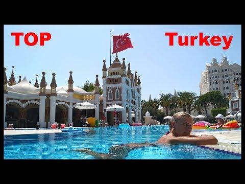 Kamelya K Club TOP Turkey Best Hotels Antalya Side Камелия Клуб Exclusive Hotel Selin Fulya