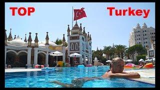 TOP Turkey Holidays - Kamelya Collection Exclusive Hotels Kamelya K Club 2018 Selin Fulya