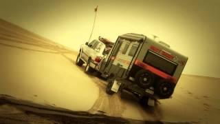 Elite's high performance Offroad Caravan Dirty Harry