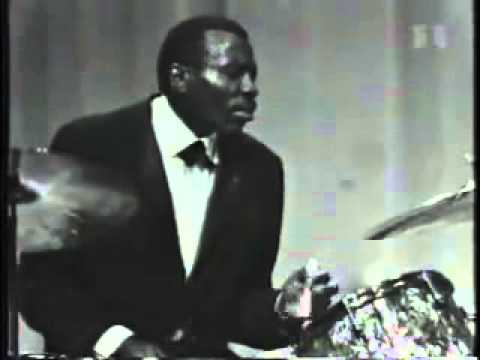 Elvin Jones Trio 1968 Copenhagen Joe Farrel Jimmy Garrison