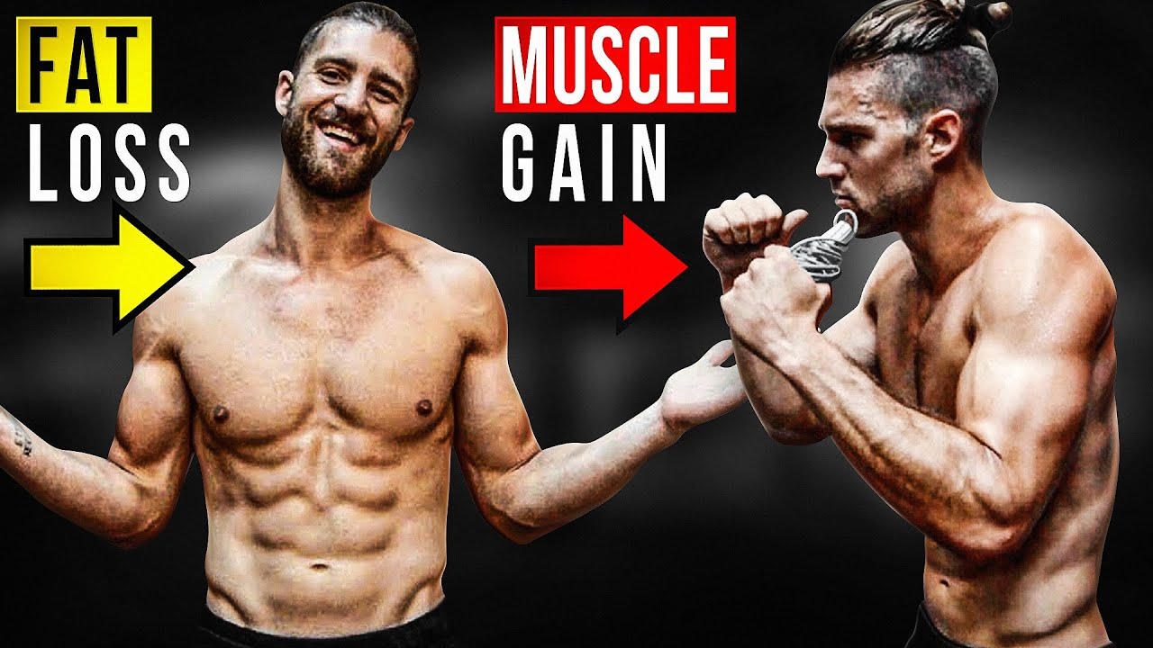Fat Loss Muscle Gain Workout