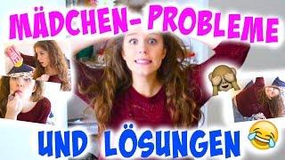 Typische MÄDCHEN PROBLEME & LÖSUNGEN | BarbieLovesLipsticks